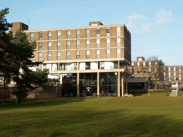 Shackleton Hall, University of Birmingham