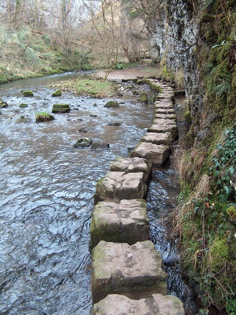 Cheedale Stepping Stones