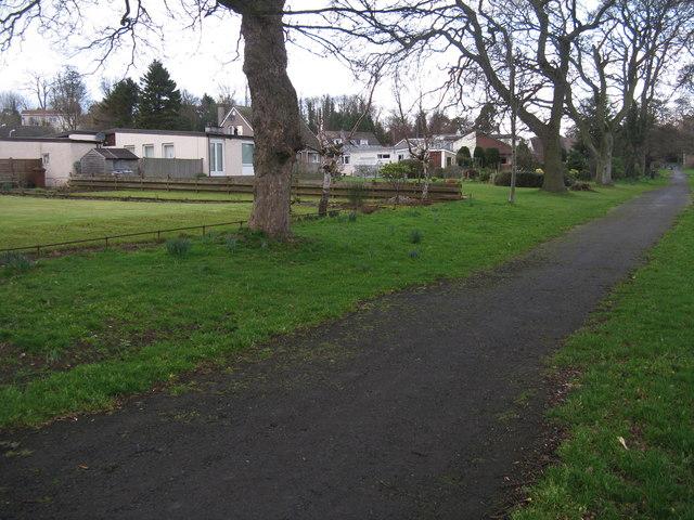 Dovecote Park, Aberdour