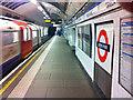 TQ2980 : Green Park underground (destinations north) by Steve  Fareham
