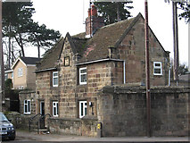SK3442 : Duffield - Poterills Alms Houses by Dave Bevis