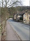 SK3442 : Duffield - Makeney Road to west of Derwent Bridge by Dave Bevis