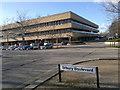SP8539 : Civic Offices, Milton Keynes by Steven Haslington
