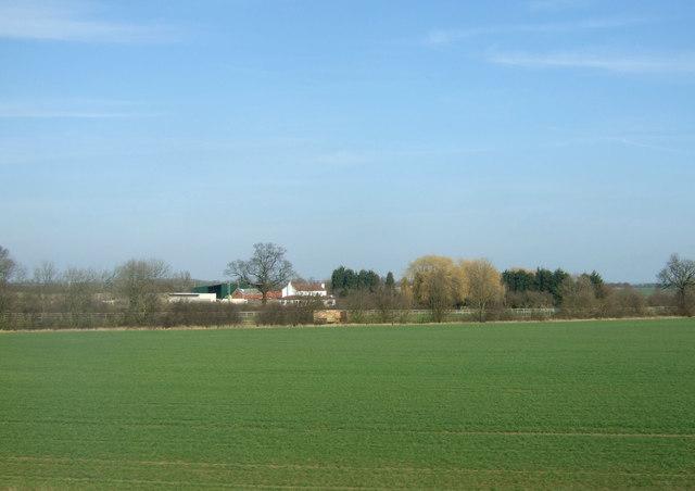 Farmland near Sykes Farm