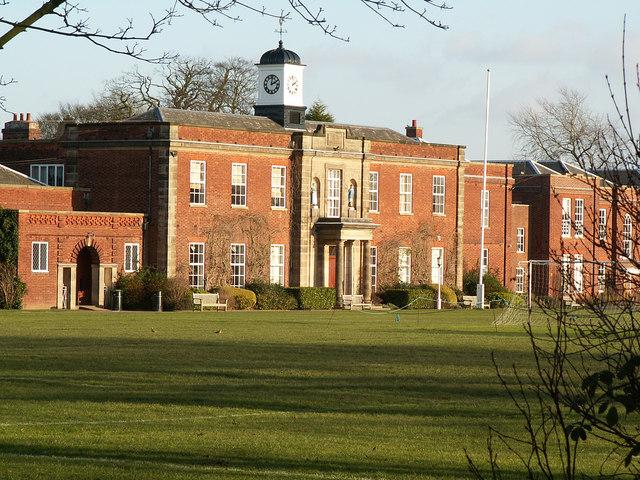 The Birmingham Blue Coat School