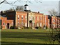 SP0484 : The Birmingham Blue Coat School by Phil Champion