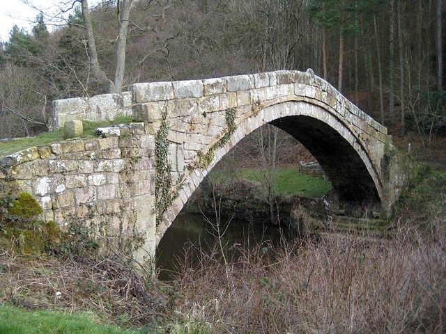 Beggar's Bridge, off the Glaisdale to Egton Road (1)