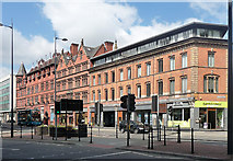 SJ3490 : 57-89 Victoria Street, Liverpool by Stephen Richards