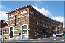 SJ3490 : Conservation Centre, Whitechapel, Liverpool by Stephen Richards