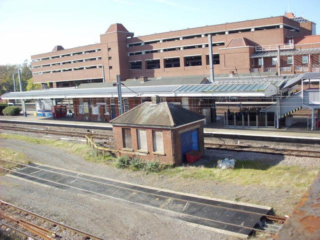 Railway Station, WGC