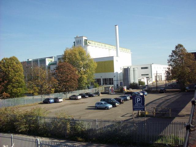 Former Shredded Wheat factory WGC