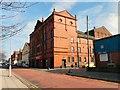 SJ9494 : Corporation Street by Gerald England