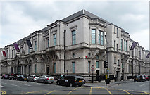 SJ3490 : Former General Post Office, Victoria Street, Liverpool by Stephen Richards