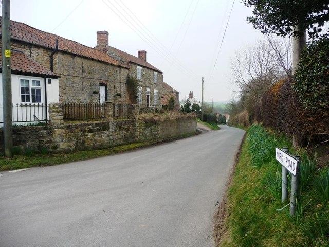 York Road, Leavening