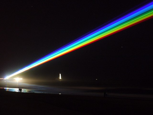 'Global Rainbow', Whitley Bay