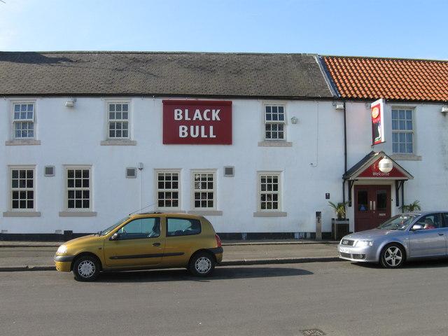 Black Bull, Shotton