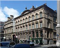 SJ3490 : Fowler's Buildings, Victoria Street, Liverpool by Stephen Richards
