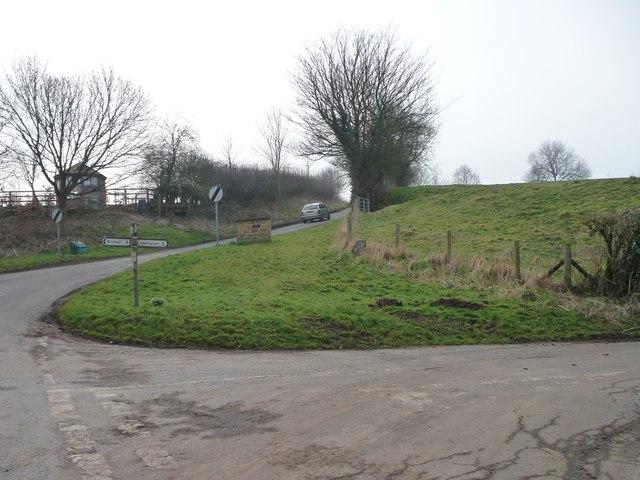Left for Birdsall, right for Leppington