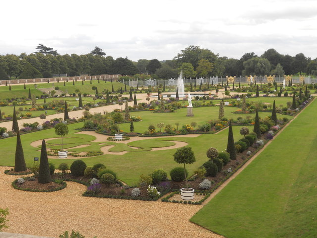 Gardens of Hampton Court Palace