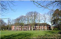 SO9097 : The Royal Wolverhampton Junior School, Penn Road by Roger  Kidd