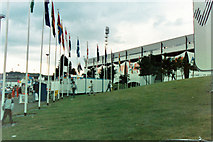 NT2774 : Meadowbank Stadium by Thomas Nugent