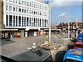 SJ9098 : Droylsden Town centre by Gerald England
