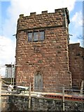 SJ4066 : The Phoenix Tower, Chester by Jeff Buck