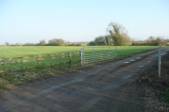 Track at West Hanney
