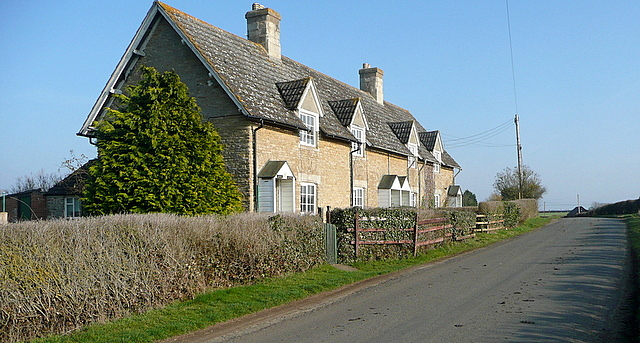 Cottages at Lyford