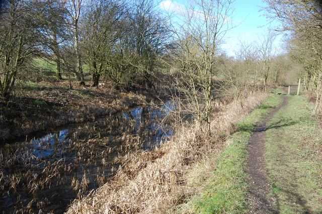 Cuckoo Way near Rother Valley Country Park