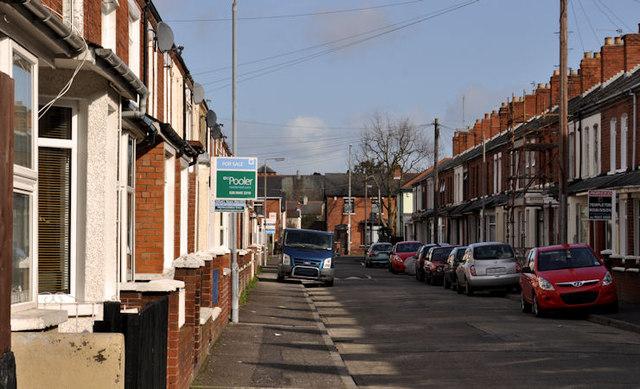 Kensington Avenue, Belfast