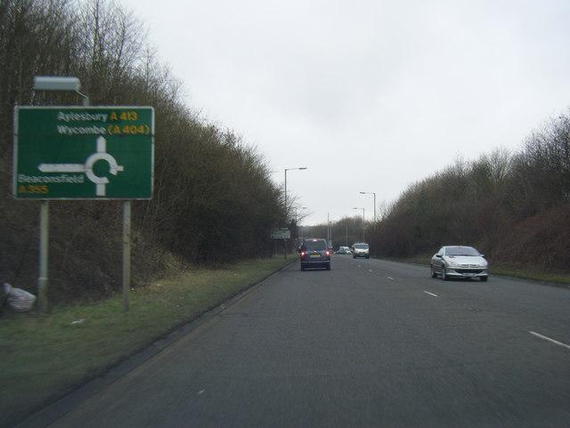 A413 Amersham by-pass