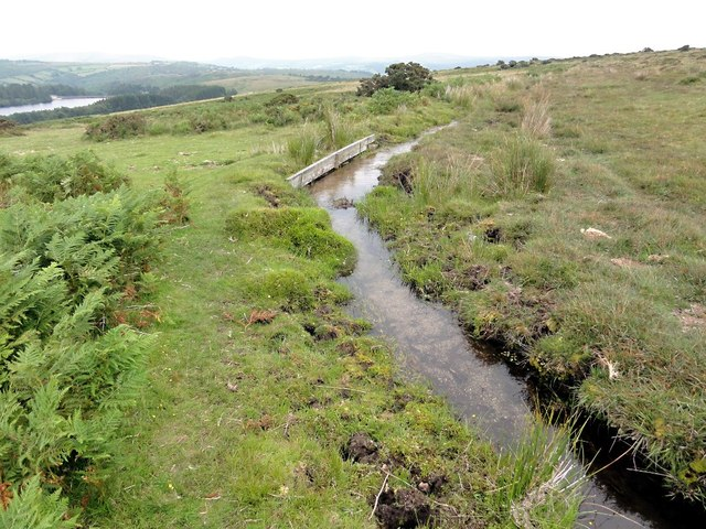 The Leat Known as Holne Town Gutter