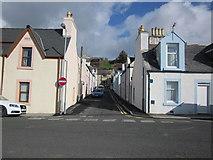 NX0054 : Barrack Street by Billy McCrorie