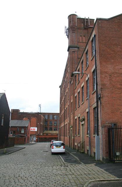 Atlas Nos 8 & 6 Mills, Bolton