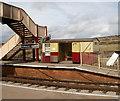 SO2309 : Furnace Sidings ticket office, Garn-yr-erw by Jaggery