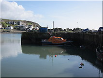 NW9954 : Portpatrick Inner Harbour by Billy McCrorie