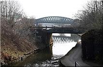 TQ2182 : Grand Union Canal by Martin Addison