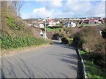 NX0054 : Braefield Road by Billy McCrorie