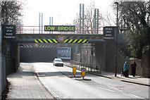 TQ2181 : Low Bridges by Martin Addison