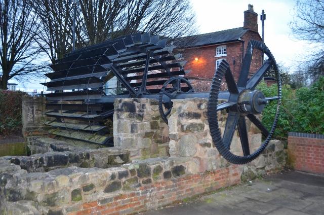 Stafford Town Mill