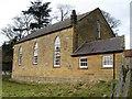 NZ7607 : Wesleyan Chapel, Lealholm (2) by Mike Kirby
