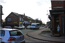 SJ8481 : Water Lane/Kennerley's Lane junction, Wilmslow by Peter Turner