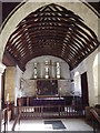 SU7433 : Selborne Parish Church by Colin Smith
