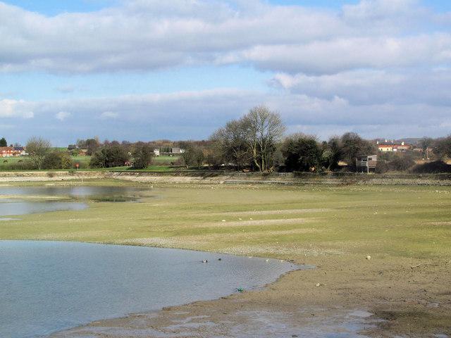 Ridge and Furrow Markings at Startops Reservoir