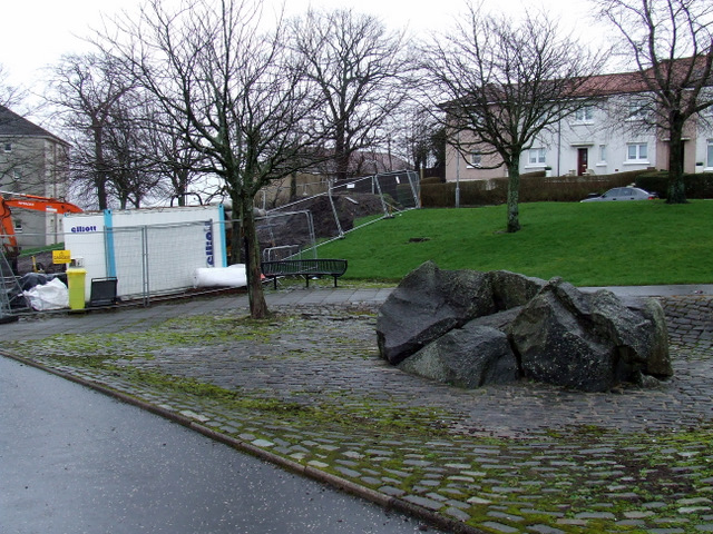The Bogle Stone