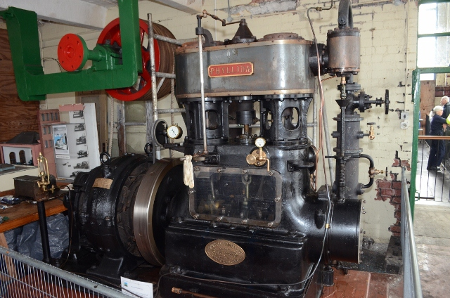 Ellenroad Mill Engine - Steam Generator