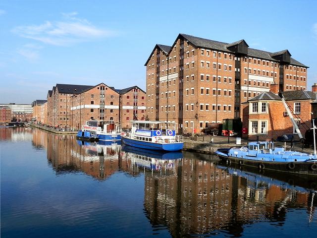 Gloucester Docks, Main Basin