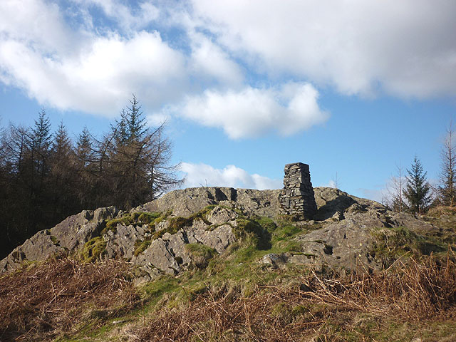 High Blind How, Claife Heights (270m)