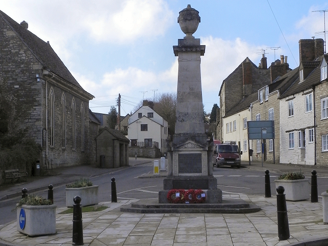War Memorial, Wotton under Edge